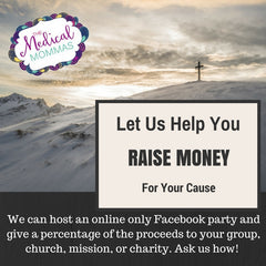 Facebook parties as a fundraiser for your church or group