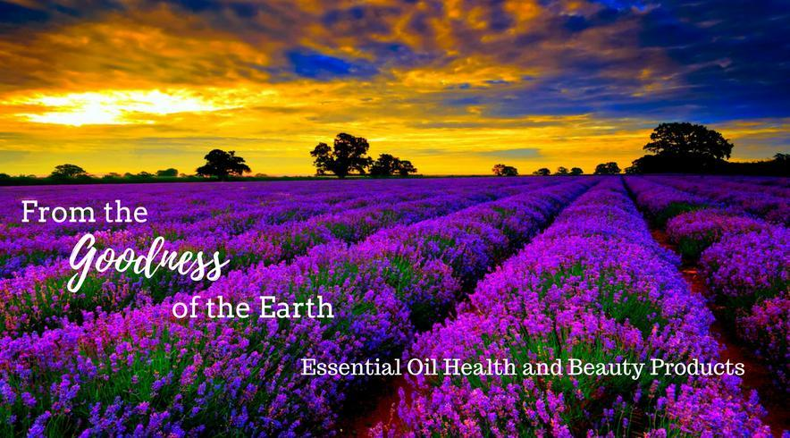 Essential Oil Health and Beauty