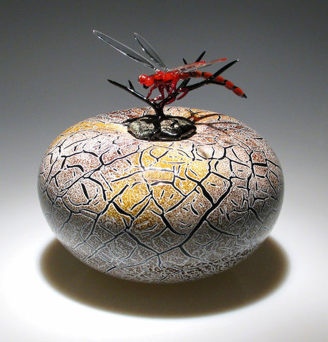 Damselfly Vessel