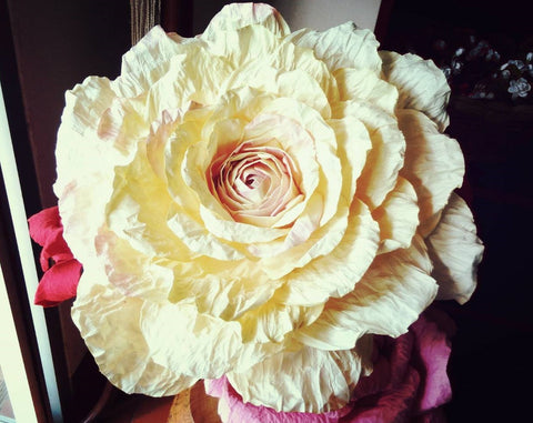 Products paper flowers australia giant ranunculus saa paper flower mightylinksfo