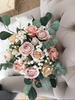 Paper Flower Bridal Bouquets