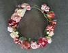 Flower Crown - Red