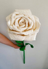 Paper Rose - White (Large)