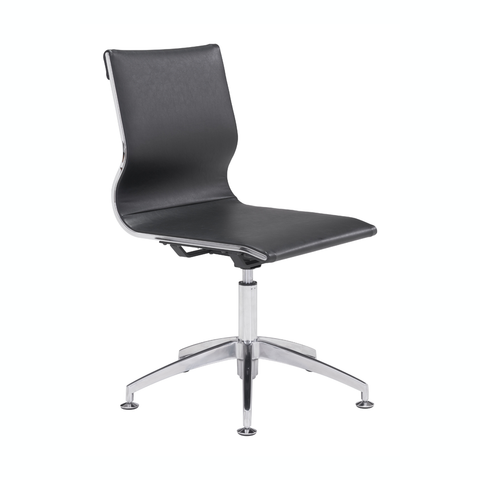 GLIDER Chair | Black
