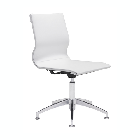 GLIDER Chair | White