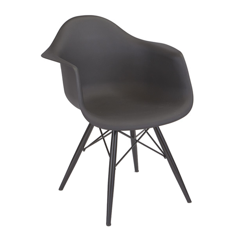 SAMANTHA Armchair | Black