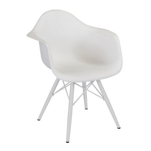 SAMANTHA Armchair | White