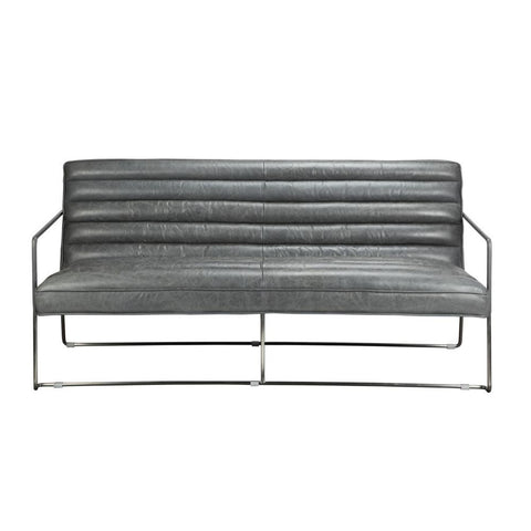 DESMOND 2-Seater Sofa | Gray