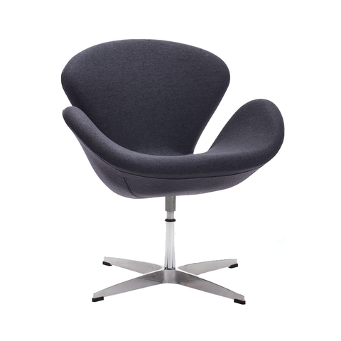 TULIP Arm Chair | Gray