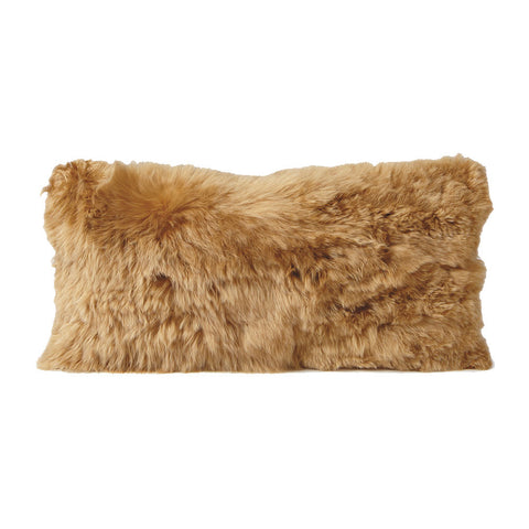 ALPACA Pillow | Gold