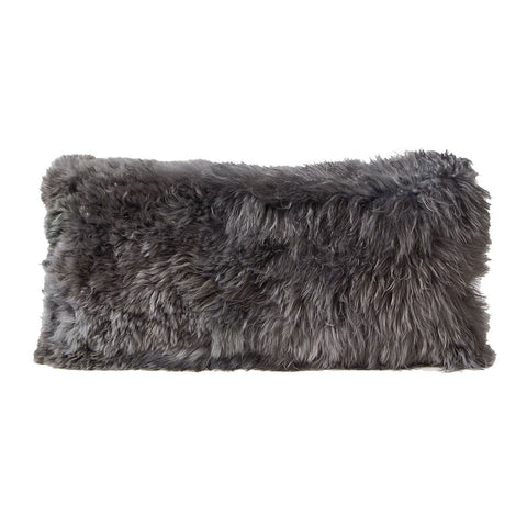 ALPACA Pillow | Silver