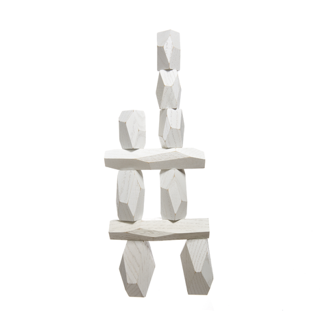 BALANCING Blocks | White