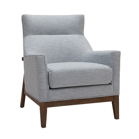 CARMEN Accent Chair | Sky Blue