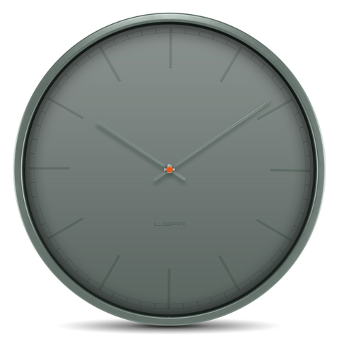 TONE Wall Clock | Gray Index