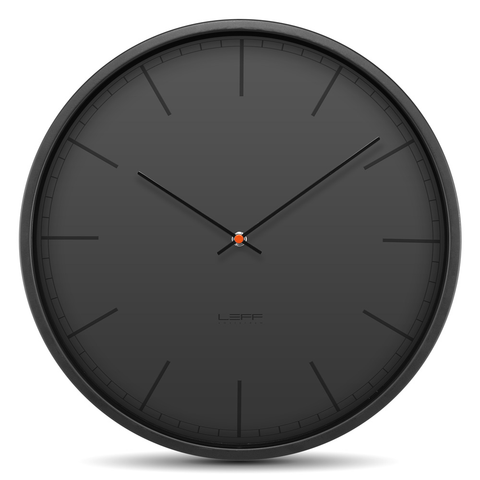 TONE Wall Clock | Black Index