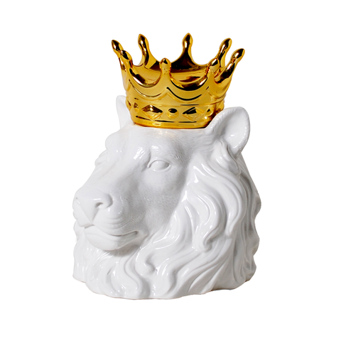 CROWNED HEADS Canister | Lion
