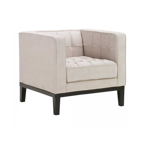 ROXBURY Arm Chair | Cream