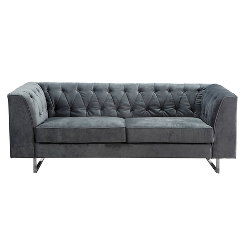 TROIKA Sofa | Charcoal
