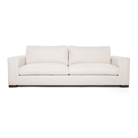 PERALTA Tufted Sofa