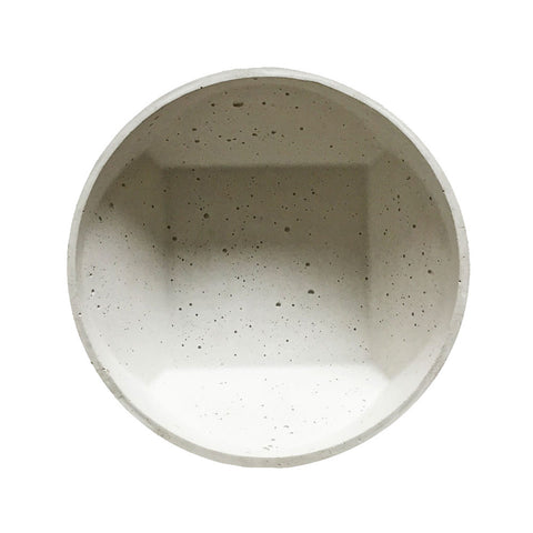 CONCRETE Bowl | White
