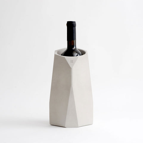 CORVI Wine Cooler | Mineral Gray