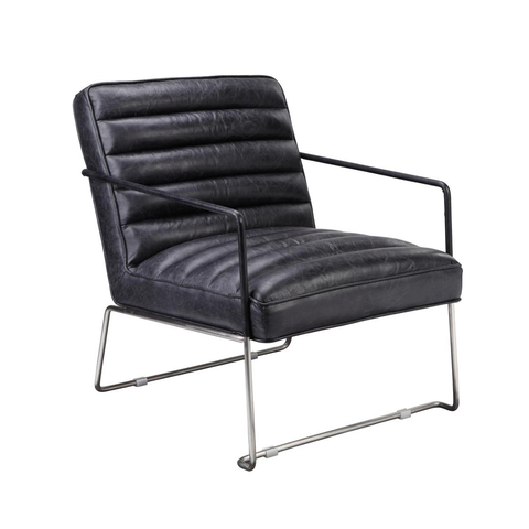 Desmond Club Chair | Black