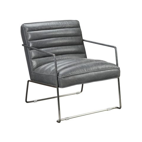 Desmond Club Chair | Grey