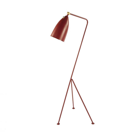 GRASSHOPPER Floor Lamp | Red