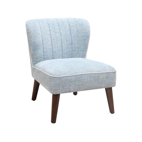 HOLDEN Accent Chair | City Blue