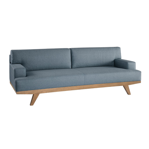 MARTIN Sofa | Steel Blue