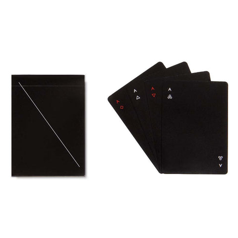 MINIM Playing Card Set | Black