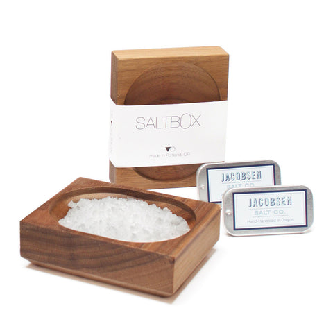 SALTBOX Gift Set | Jacobsen Salt Co.