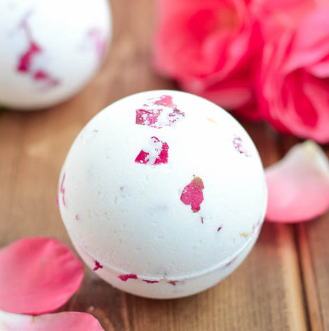 DIY Fizzy Bath Bombs Kit