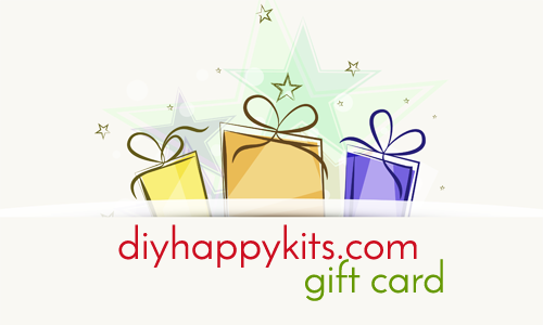 DIY Happy Gift Card
