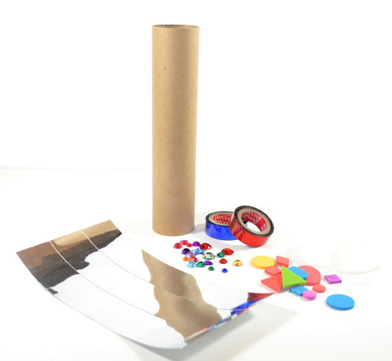 DIY Kaleidoscope Kit