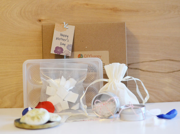 DIY Spa Gift Set