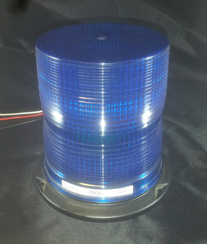 Surplus Blue LED Strobe Light