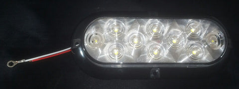 Surplus LED 10 Diode 12 Volt Utility Light