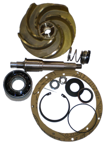 Pump Rebuild Kit for 6X5 and 4X4 14 Tooth Shaft With Impeller Model 44062214-KIT