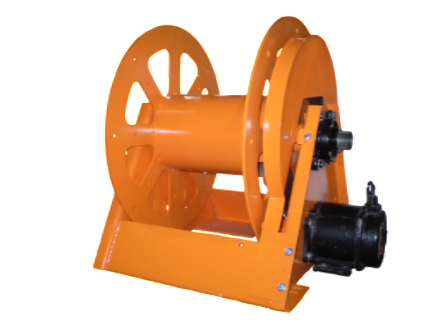 Hose Reel Assembly 24 Volt Rewind Model 44063447