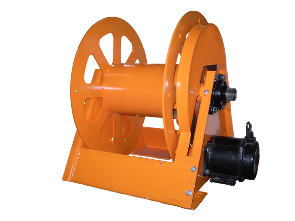Hose Reel Assembly 12 Volt Rewind Model 44059763