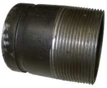 "Adapter 3"" Grooved X 3"" NPT X 6"" Long Model 10018256"