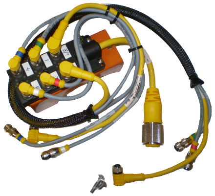 Water Cannon Wiring Harness Kit Model 9100047003