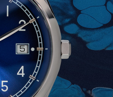 The 5TH Watch Release Deep Blue New