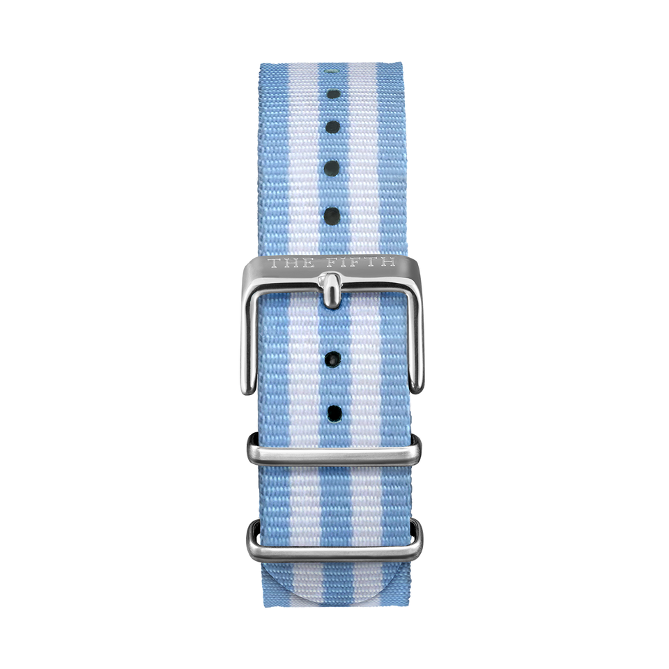 Nato Strap Light Blue - Womens