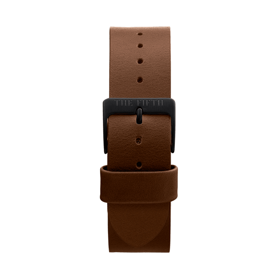 Black and Tan Strap