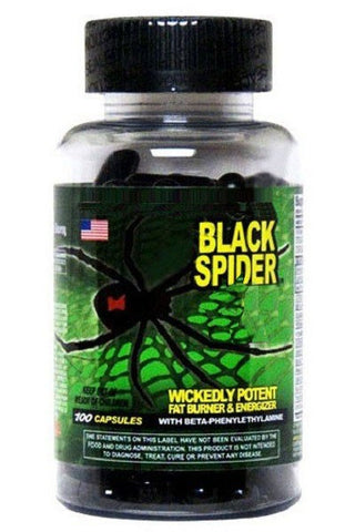 CHLOMA PHARMA Black Spider 100 cap