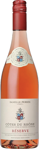 Famille Perrin Reserve Rosé 2016, Cotes du Rhone, France - The Australian Wine and Beer School