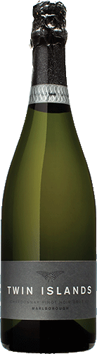Twin Islands Chardonnay Pinot Noir NV, Marlborough, NZ