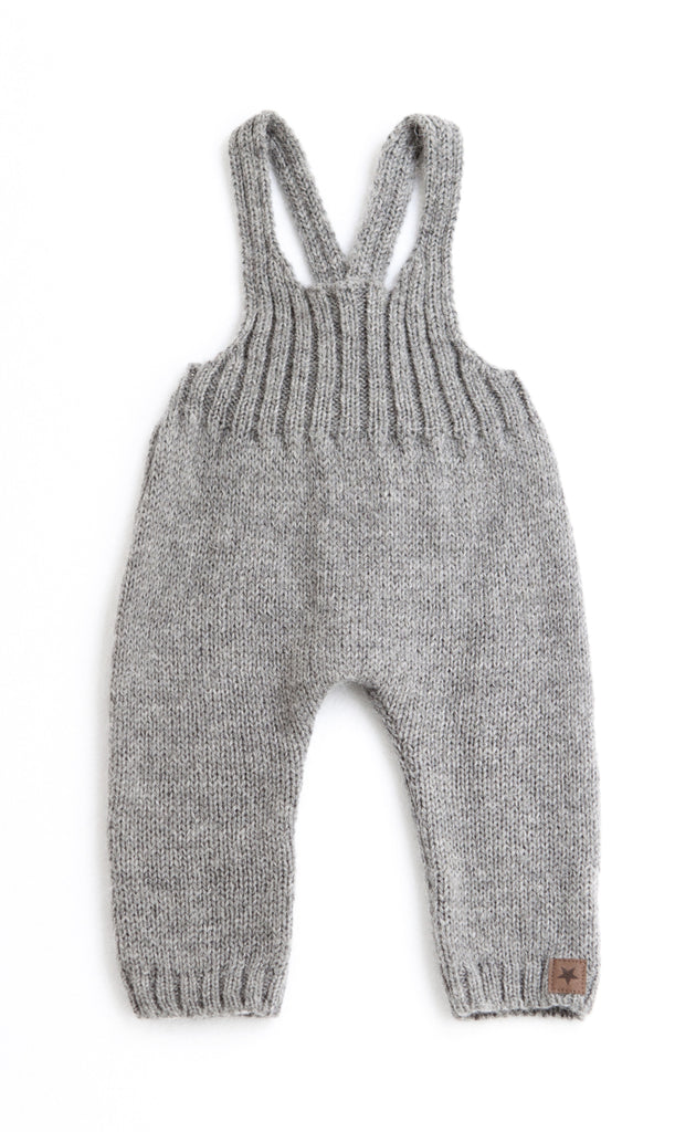 Tocoto Vintage Knitted Overalls